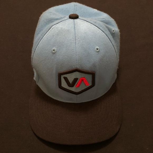 RVCA Flex-fit Hat. M 5ad41e9f5512fd89a7670b33 2059b012e6d